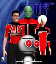 《量子航行历险记2:黑洞发生》免DVD光盘版