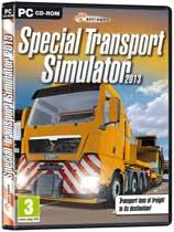 《特种运输模拟2013》免DVD光盘版