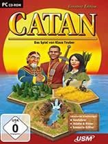 《卡坦岛:创造者版本》免DVD光盘版