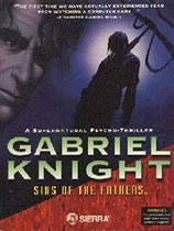 狩魔猎人:父之罪(Gabriel Knight: Sins of the Fathers)游侠LMAO汉化组汉化补丁v1.0