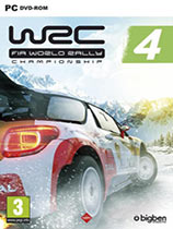 《FIA世界汽车拉力锦标赛4》欧版锁区光盘版