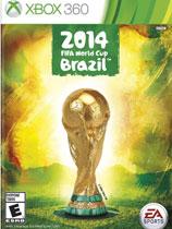 《FIFA2014巴西世界杯》硬盘XEX版