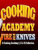 《厨师学院:火与刀》免DVD光盘版