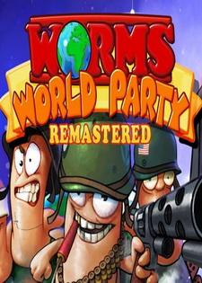 百戰天蟲:世界派對重制版