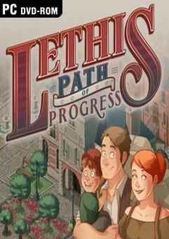 《Lethis:进步之路》免DVD光盘版