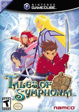 仙樂傳說(Tales of Symphonia)v20160927升級檔單獨免DVD修正補丁CPY版