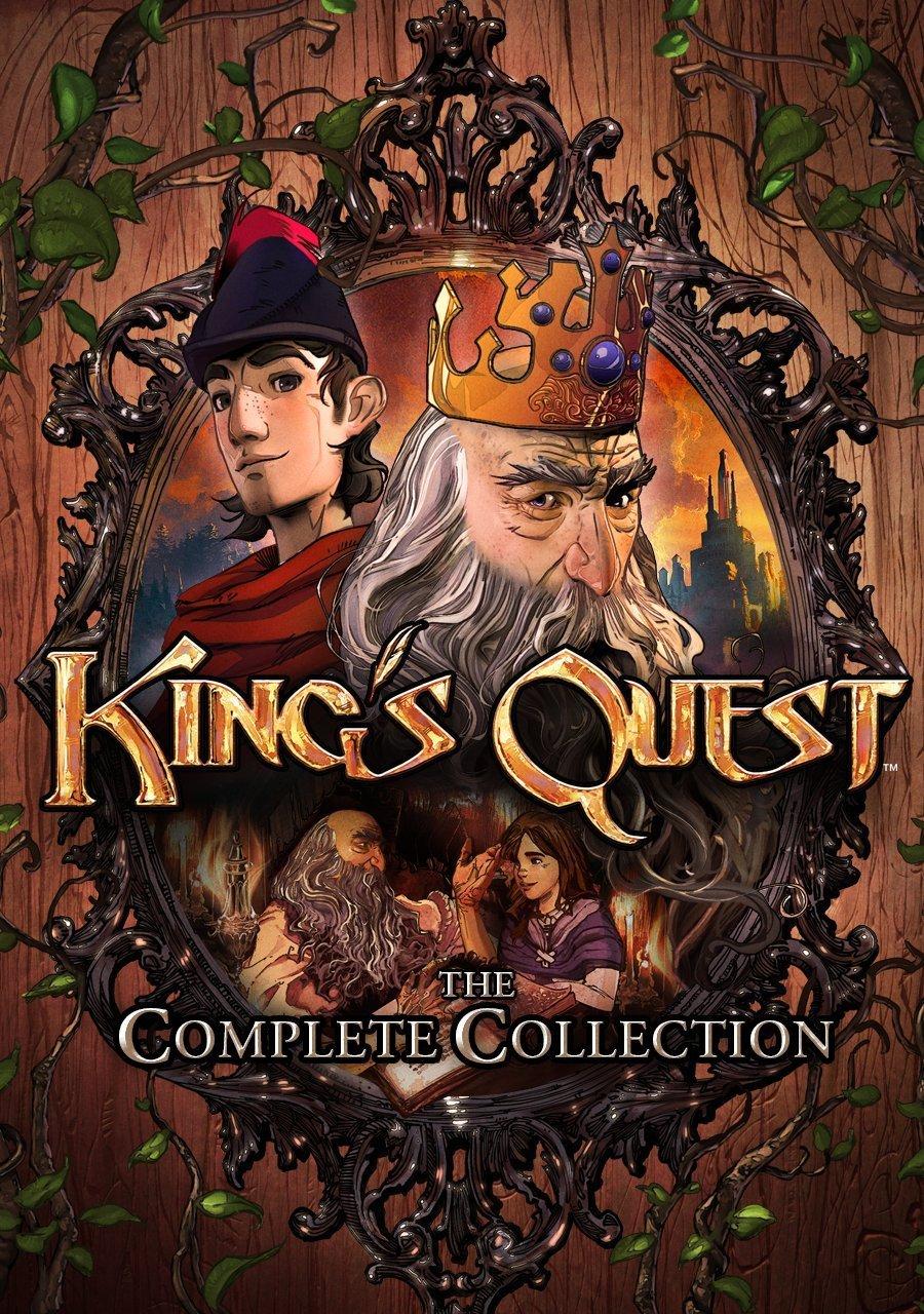 Kings Quest Chapter 1 To 4-ALI213 [EN] [10.8GB] [TORRENT]