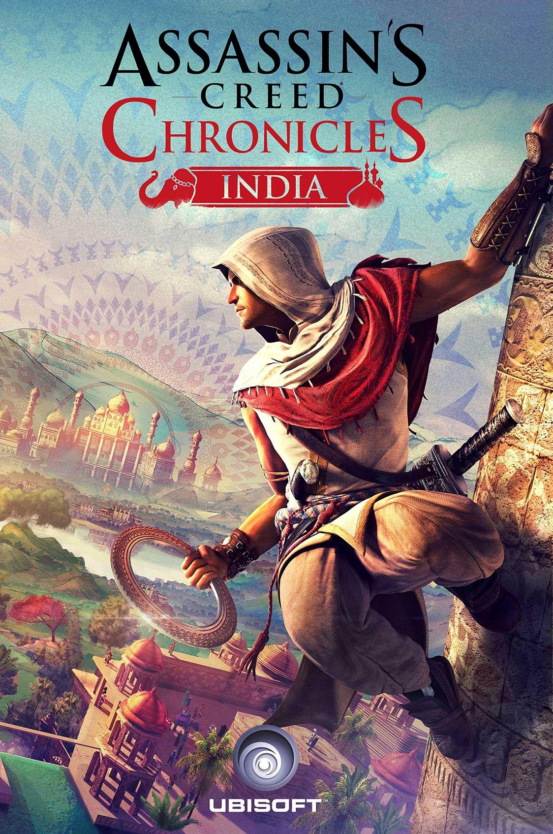 《刺客信条编年史:印度》海报