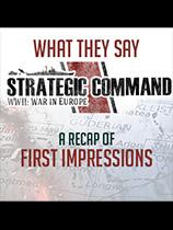 《战略命令:二战-欧洲战场》免安装绿色版