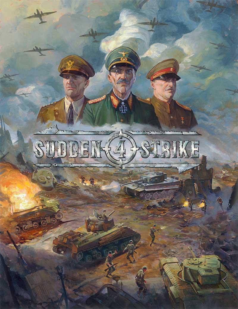 突袭4/Sudden Strike 4/3/2/1插图