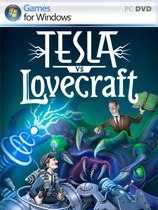 科學vs狂怒(Tesla vs Lovecraft)v1.0四項修改器Abolfazl.k版
