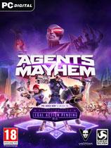 混亂特工(Agents of Mayhem)v1.03升級檔+免DVD補丁CPY版