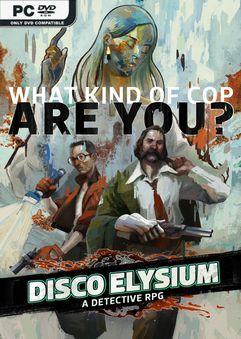 极乐迪斯科/Disco Elysium