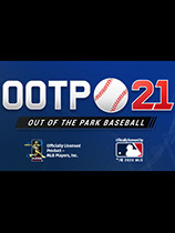 勁爆美國棒球21免安裝綠色版