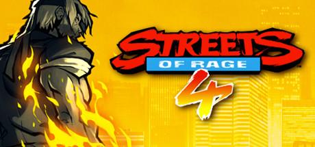 怒之铁拳4/Street of Rage 4(修复版)单机.同屏多人.网络联机