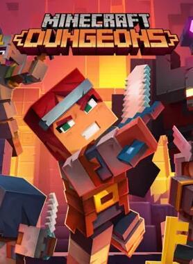 《我的世界:地下城》Minecraft: Dungeons|集合汉化1.0.3|正版分流][百度|网盘][CN\EN]