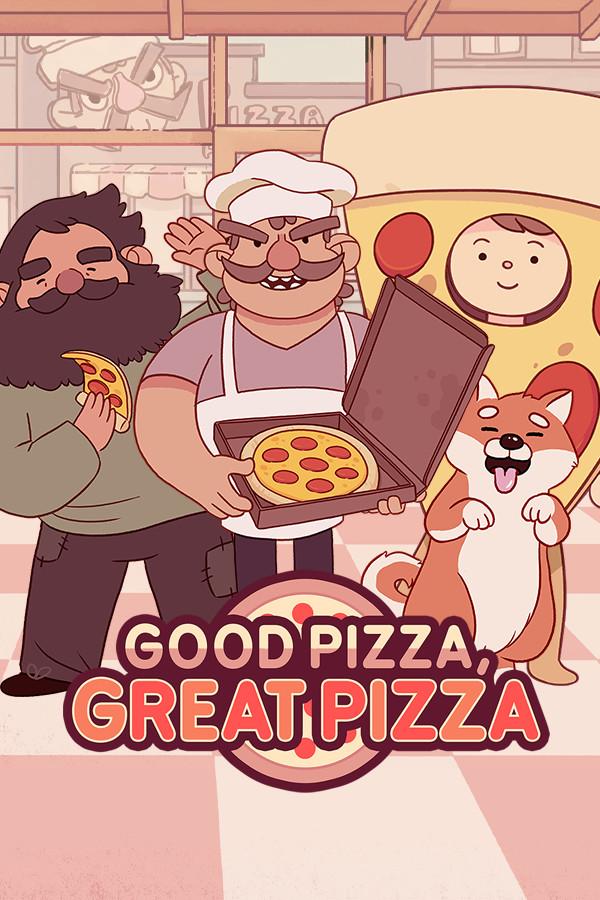 《可口的披萨,美味的披萨》官方中文|免安装简体中文绿色版|解压缩即玩][CN]