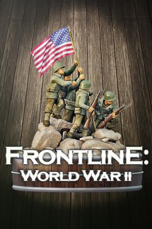 《前线:二战》官方中文|Frontline: World War II|免安装简体中文绿色版|解压缩即玩][CN]