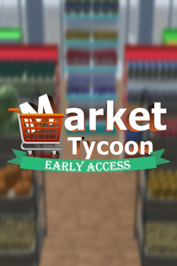 《超市大亨》v1.5.2测试版|官方中文|Market Tycoon|免安装简体中文绿色版|解压缩即玩][CN]