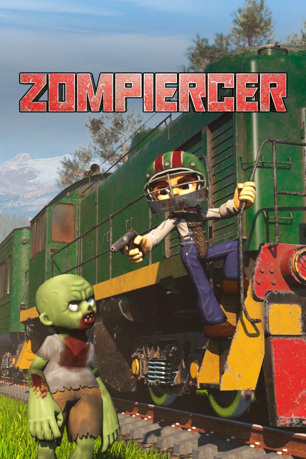 《Zompiercer》v8.0|官方中文|免安装简体中文绿色版|解压缩即玩][CN]