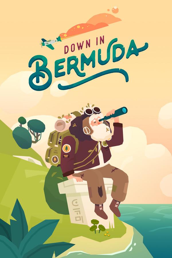 《逃出百慕大《官方中文|Down in Bermuda|免安装简体中文绿色版|解压缩即玩][CN]