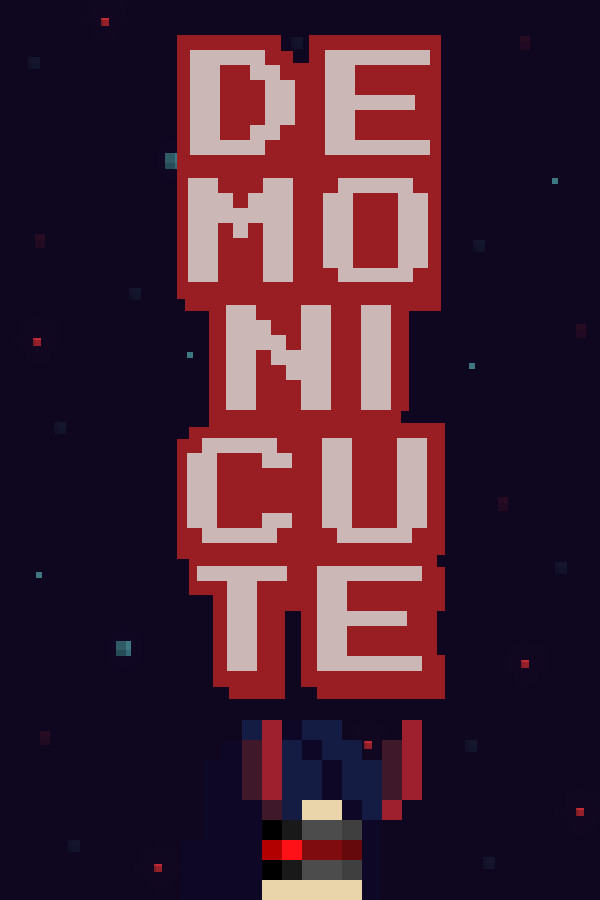 《Demonicute》官方中文|免安装简体中文绿色版|解压缩即玩][CN]