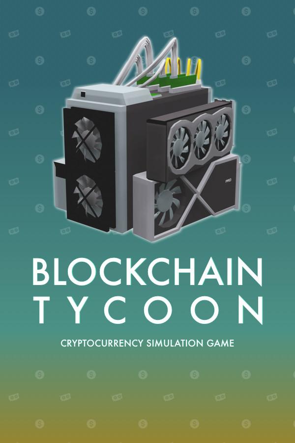 《区块链大亨》官方中文|Blockchain Tycoon|免安装简体中文绿色版|解压缩即玩][CN]