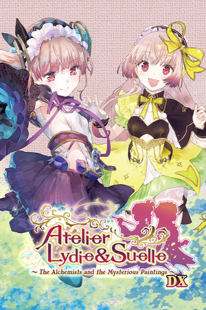 Atelier Lydie and Suelle: The Alchemists and the Mysterious Paintings DX