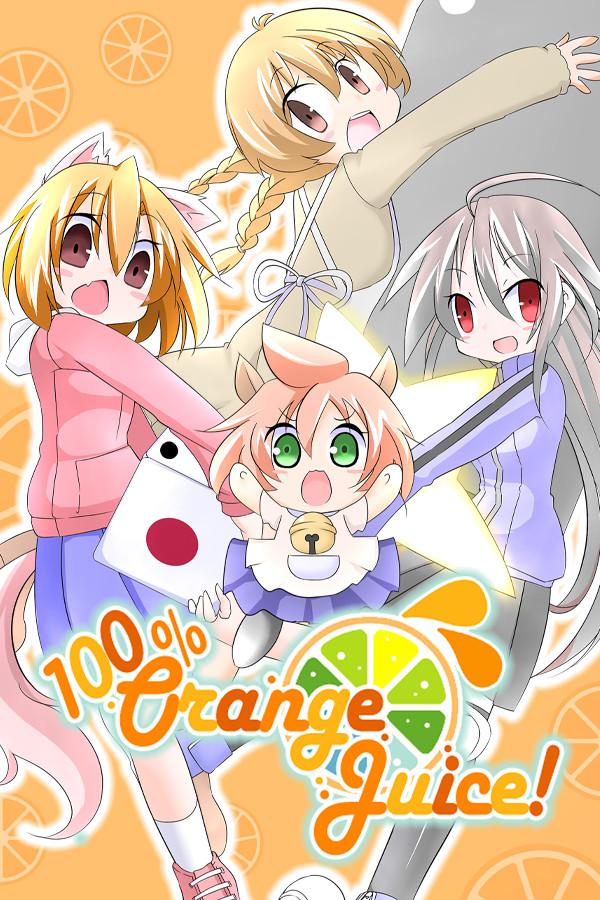 100%鲜橙汁免安装绿色中文版[v3.7|整合31DLC|官方中文]