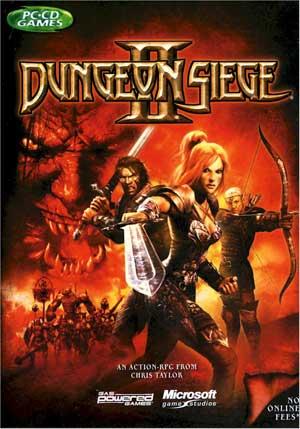 《地牢围攻2》繁体中文免DVD光盘版