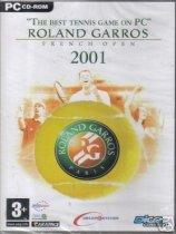 《法国网球公开赛2001》   硬盘版