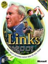 微软高尔夫2001克隆光盘版