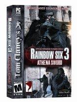 《彩虹六号3:盾牌行动之雅典娜之剑》繁体中文硬盘版