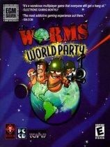 《百战天虫:世界派对》  硬盘版