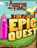 ��������Ƥ��ʷʫ����Finn and Jake��s Epic Quest������ԭ����DVD���������(��л������Աthegfwԭ������)