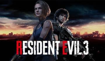生化危机3:重制版,Resident Evil 3 Remake