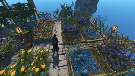 《古剑奇谭3》傻瓜式摆放通往上层的楼梯2