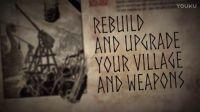 【游侠网】《维京人:人中之狼》游戏特点介绍宣传片