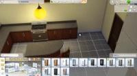 《模拟人生4》春夏秋冬装修公寓视频