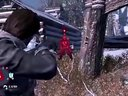 刺客信条:叛变(bug)看我魔鬼的步伐,在雪地上摩擦
