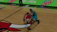《NBA2K18》罗斯生涯进攻集锦