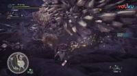 《怪物猎人世界》大锤2分17秒讨伐灭尽龙
