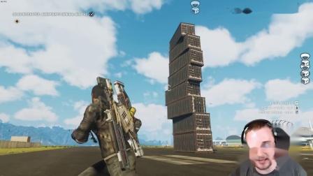 正当防卫4如何建造最高的建筑