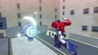 变形金刚毁灭视频攻略Part 5-哨兵机器人和Proudstar
