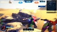 《新高达破坏者》茉莉花线流程视频5.AOZ攻略战