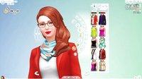 【MC解说】模拟人生4 EP2:我的梦中情人就该是这个摸样(Sims 4)