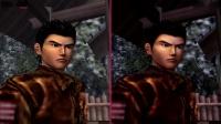 《莎木1+2》高清版与原版画面对比视频