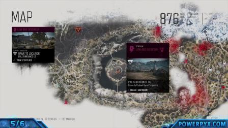 《往日不再》全收集+白金奖杯视频攻略9.收集-盖瑞特上校的演说