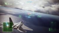 《皇牌空战7:未知空域》大战机械巨鸟