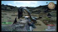 最终幻想15  世界最速双蛇讨伐